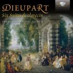 Fernando Miguel Jalôto - Charles Dieupart: Six Suites de Clavecin