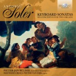 Pieter-Jan Belder · Maurizio Croci & Pieter Van Dijk – Antonio Soler: Keyboard Sonatas · Six Concertos for Two Organs