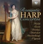 Charlotte Balzereit · Giselle Herbert · Jutta Zoff · Jana Boušková – Romantic Harp Concertos