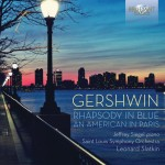 Saint Louis Symphony Orchestra, Leonard Slatkin - George Gershwin: Orchestral Music