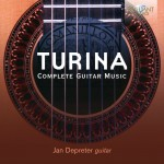 Jan Depreter – Joaquín Turina: Complete Guitar Music