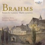 Michele Benignetti & Eleonora Spina – Johannes Brahms: Sonata for 2 Pianos and the Haydn Variations