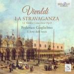 L'Arte dell'Arco, Federico Guglielmo – Antonio Vivaldi: La Stravaganza