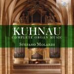 Stefano Molardi – Johann Kuhnau: Organ Music
