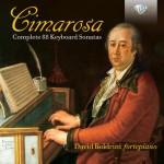 David Boldrini – Domenico Cimarosa: Complete 88 Keyboard Sonatas
