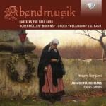 Mario Borgioni · Accademia Hermans, Fabio Ciofini – Various Composers: Abendmusik – Cantatas For Solo Bass