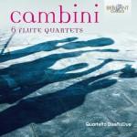 Quartetto DuePiùDue - Giuseppe Cambini: 6 Flute Quartets