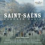 Akanè Makita, Soloists Of The Accademia Di Santa Cecilia Rome – Camille Saint-Saëns: Chamber Music