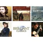 Brilliant Classics: Neuheiten im Juli 2015, 2. Teil