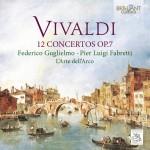 Pier Luigi Fabretti, L'Arte dell'Arco, Federico Guglielmo - Antonio Vivaldi: 12 Concertos Op. 7