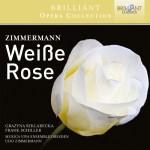 Musica Viva Ensemble Dresden, Udo Zimmermann - Udo Zimmermann: Weiße Rose