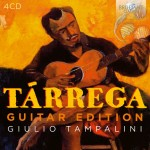 Giulio Tampalini - Francisco Tárrega: Guitar Edition