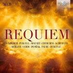 Various Artists – Requiem: Ockeghem · Purcell · Mozart · Cherubini · Schumann · Berlioz · Verdi · Dvořák · Fauré · Duruflé