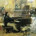 Ewa Kupiec, Saarbrücken Radio Symphony Orchestra, Stanisław Skrowaczewski - Frédéric Chopin: Piano Concertos