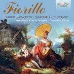Accademia d'Archi Arrigoni, Domenico Mason - Federigo Fiorillo: Violin Concerto · Sinfonia Concertante