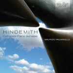 Maurizio Paciariello – Paul Hindemith: Complete Piano Sonatas