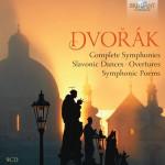 Staatskapelle Berlin, Otmar Suitner – Antonín Dvořák: Complete Symphonies
