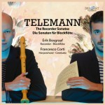 Erik Bosgraaf & Francesco Corti – Georg Philipp Telemann: The Recorder Sonatas