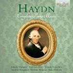 Jolanda Violante · Bart van Oort · Riko Fukuda et al. – Joseph Haydn: Complete Piano Music