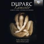 Andrea Mastroni & Mattia Ometto – Henri Duparc: Lamento – Complete Songs