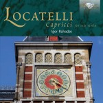 Pietro Locatelli: Capricci for solo violin