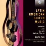 Latin American Guitar Music by Ginastera ∙ Lauro ∙ Montaña ∙ Martínez Palacios