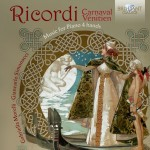 Giulio Ricordi: Carnaval Vénitien – Music for Piano 4 Hands