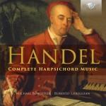 George Frideric Handel: Complete Harpsichord Music
