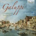 Baldassare Galuppi: 6 Harpsichord Sonatas Op. 1