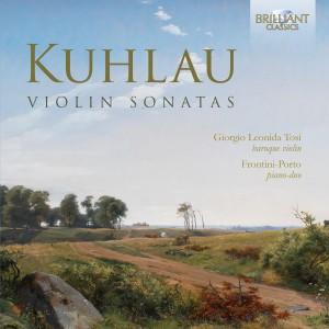 95220 Kuhlau | Violin Sonatas