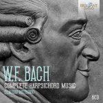 Claudio Astronio – Wilhelm Friedemann Bach: Complete Harpsichord Music